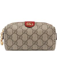 Gucci - Ophidia GG Cosmetic Case - Lyst