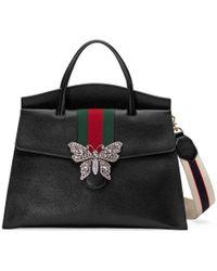 Gucci | Totem Large Top Handle Bag | Lyst