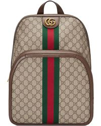 29145b673850 Gucci Hollywood Embroidered Mesh Drawstring Backpack in Black for ...