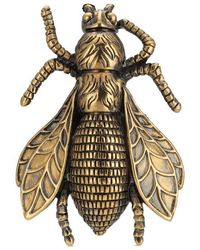 Gucci | Bee Ring With Enamel | Lyst