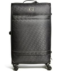 """Guess - Fenner 28"""" Spinner Suitcase - Lyst"""