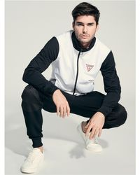 Guess - Originals Keith Track Jacket - Lyst