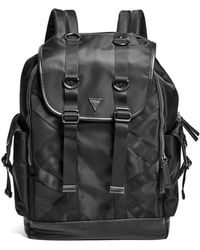 Guess - Kai Strap Backpack - Lyst
