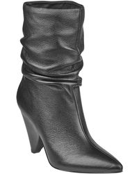 Guess - Nakitta Slouchy Booties - Lyst