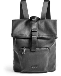 Guess - Utilitarian Rubber Backpack - Lyst