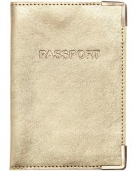 H&M - Passport Cover - Lyst