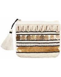 H&M - Purse With Shells - Lyst