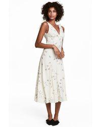 b05625f9da232 Forever 21 Plus Size Crushed Velvet Lace-up Dress in Black - Lyst