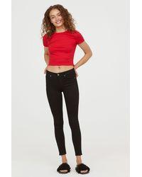 H&M - Pants,jeans - Lyst