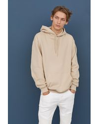 H&M - Hooded Top - Lyst