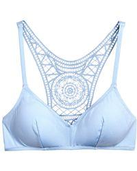 H&M | Lace-back Bikini Top | Lyst