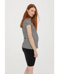 H&M - Mama Jersey Pencil Skirt - Lyst