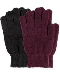 H&M - 2-pack Gloves - Lyst
