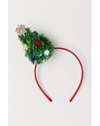 H&M - Hairband With Christmas Tree - Lyst