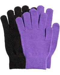 H&M   2-pack Gloves   Lyst