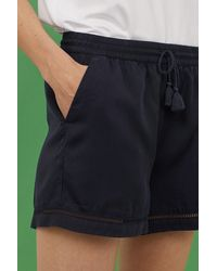 H&M - Lyocell Shorts - Lyst