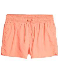H&M - Short Swim Shorts - Lyst