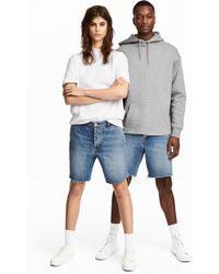 H&M - Uni Shorts - Lyst