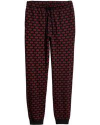 H&M - Printed Pyjama Bottoms - Lyst