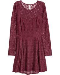 H&M - Dress - Lyst