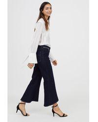 H&M - Kick Flare Jeans - Lyst