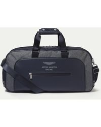 Hackett - Two Colour Duffle Bag - Lyst