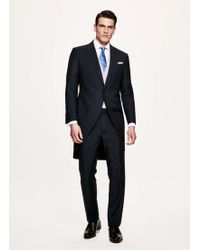 Hackett - Navy Wedding Suit - Lyst