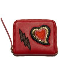 Lizzie Fortunato - Coin Purse In Amore - Lyst
