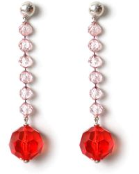 Rachel Comey - Leila Earring In Pink/red - Lyst