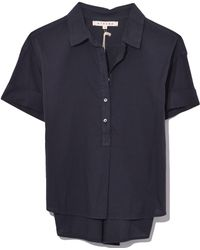 Xirena - Chayse Shirt In Night Owl - Lyst
