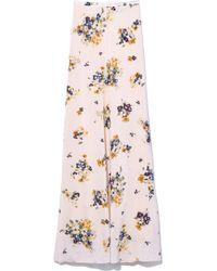 Forte Forte - Silk Skirt In Avorio - Lyst