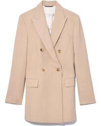 Golden Goose Deluxe Brand - Valerie Jacket In Almond - Lyst
