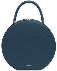 Mansur Gavriel - Navy Calf Circle Bag - Lyst