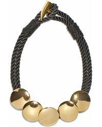 Lizzie Fortunato - Hills Necklace - Lyst
