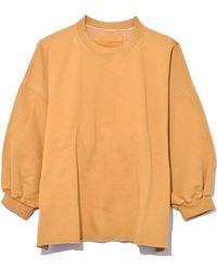Rachel Comey - Fond Sweatshirt In Mustard - Lyst