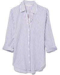 Xirena - Beau Shirt In Shadow - Lyst