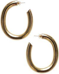 Laura Lombardi - Curve Earrings - Lyst