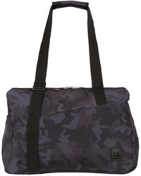 Reebok - Camouflage Lead And Go Duffle Bag - Lyst