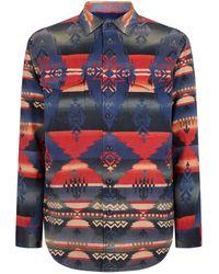 Polo Ralph Lauren - Fleece Linedjacket - Lyst