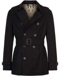 Burberry - Chelsea Mid-length Trench Coat - Lyst
