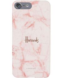 Harrods - Marble Iphone Case - Lyst