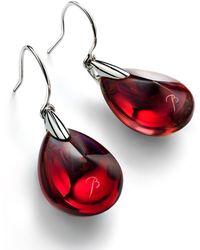 Baccarat - Psydelic Crystal Drop Earrings - Lyst