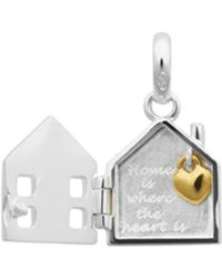 Links of London - Home Locket Charm - Lyst