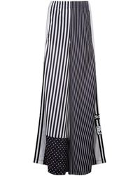 adidas Originals - Wide-leg Trousers - Lyst