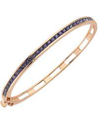 Bee Goddess - Mondrian Sapphire Bracelet - Lyst