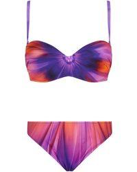 Gottex - Tie Dye Bikini - Lyst