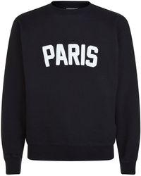 Sandro - Chenille Paris Sweater - Lyst