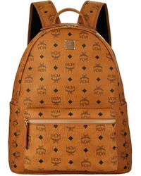 MCM | Large Stark Backpack | Lyst