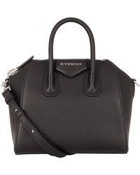 Givenchy - Mini Grain Antigona Tote - Lyst