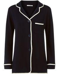 Chinti & Parker - Knit Pyjama Top - Lyst